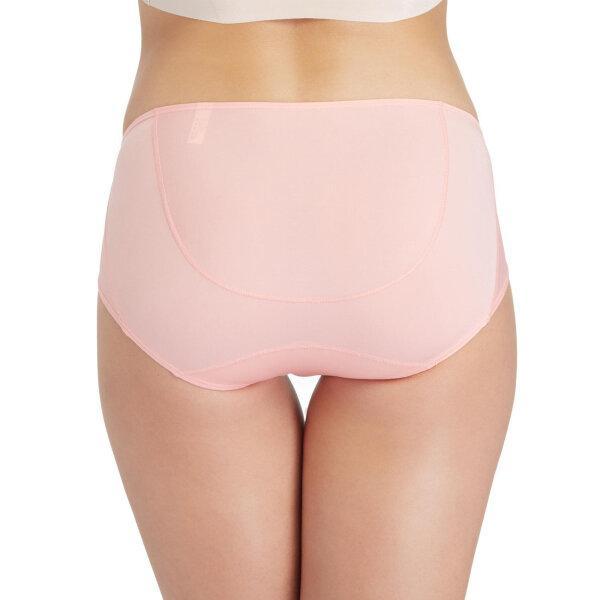 วาโก้ กางเกงในไม่เข้าวิน (Wacoal U-Fit Bikini Panty) Set 2 ชิ้น รุ่น WU2986 สีส้ม (OR)