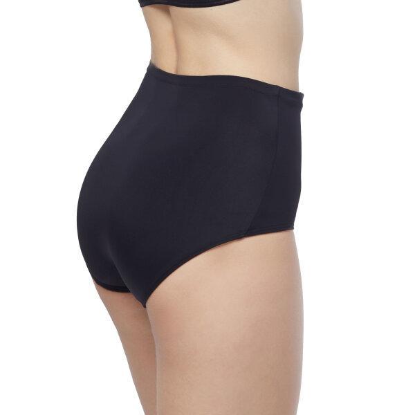 วาโก้ กางเกงในเก็บกระชับหน้าท้อง เอวสูง (Wacoal High Waist Panty) รุ่นWU4888 Set 3 ชิ้น สีดำ (BL)