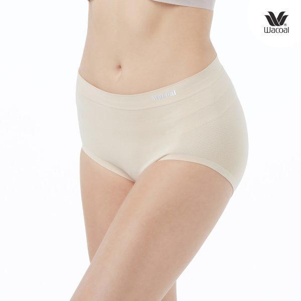Wacoal Oh my nudes Half Panty Set 2 ชิ้น รุ่น WU3998 สีเนื้อ (NN)