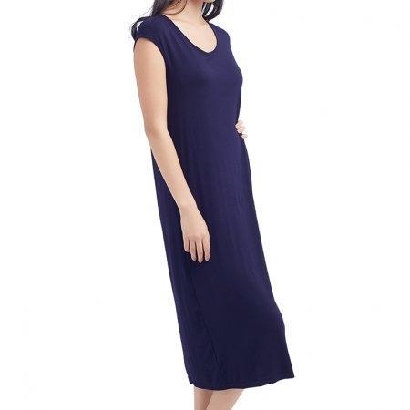 Wacoal Night wear รุ่น WN6M01 สีน้ำเงิน (NB)