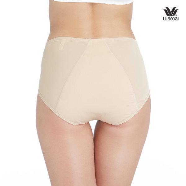 Wacoal Hygieni Night Short Panty Set 2 ชิ้น รุ่น WU5041 สีเนื้อ (NN)