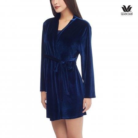 Wacoal Nightwear รุ่น WN6I23 สีน้ำเงิน (BU)