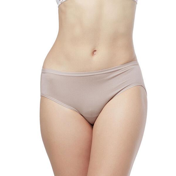 วาโก้ กางเกงใน บิกินี่ (Wacoal Value Pack Bikini Panty) รุ่น WU1M01,WQ6M01(WU1C34) set 5 ชิ้น สีงาช้าง (LI)
