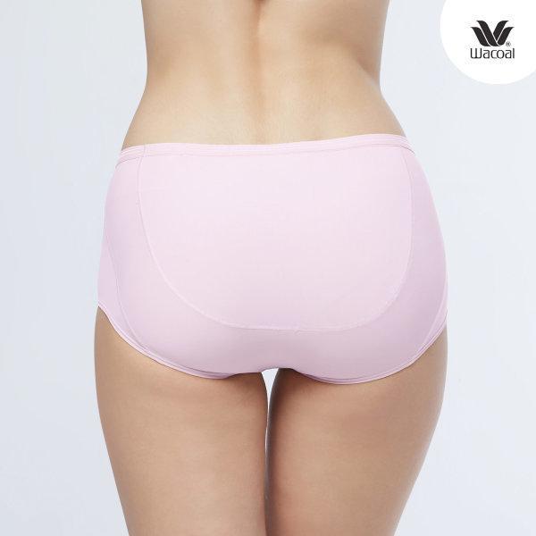 วาโก้ กางเกงในไม่เข้าวิน (Wacoal U-Fit Short Panty) Set 2 ชิ้น รุ่น WU4937 สีชมพูดอกคาร์เนชั่น (CP)