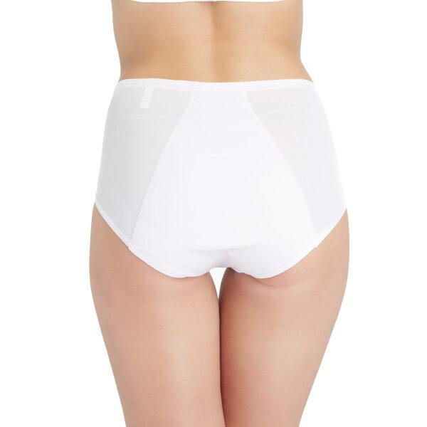 วาโก้ กางเกงในอนามัย ครึ่งตัว (Wacoal Hygieni Night Short Panty) รุ่น WU5041 Set 3 ชิ้น สีชมพู (PI)