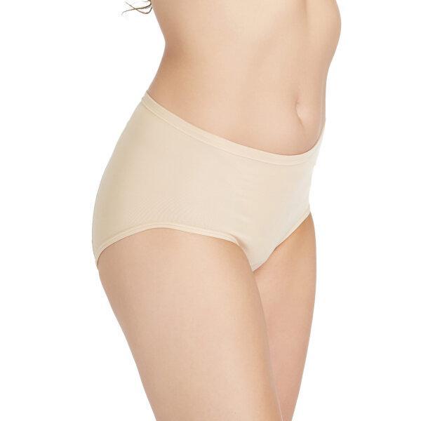 วาโก้ กางเกงในอนามัย ครึ่งตัว (Wacoal Hygieni Night Short Panty) รุ่น WU5041 Set 5 ชิ้น สีเนื้อ (NN)