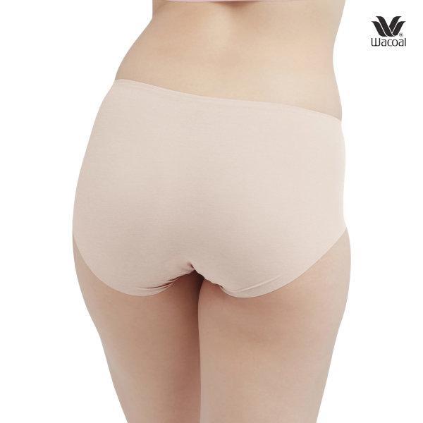 Wacoal Feel Free  Short Panty Set 2 ชิ้น รุ่น WU4929 สีเบจ (BE)