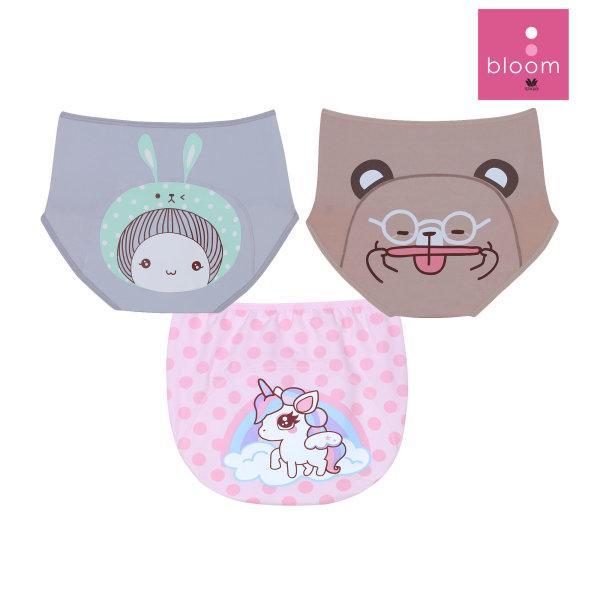 Wacoal Panty Hygieni Day รุ่น WU5046 สีเทา (GY),สีชมพูอ่อน (LP),สีเนื้อ (NN)