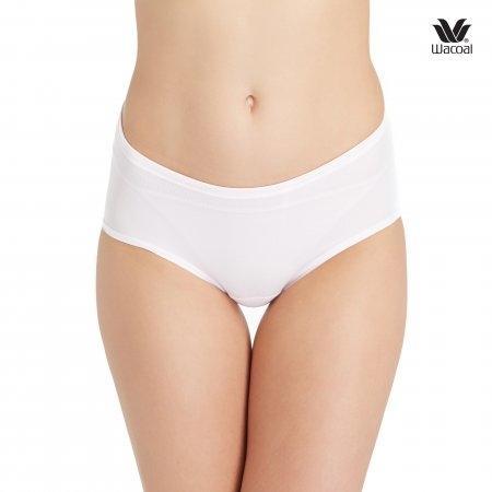 Hygieni Night Wacoal Panty Feminine Protection : Hygieni รุ่น WU5051 Set 2 ชิ้น สีชมพู (PI)