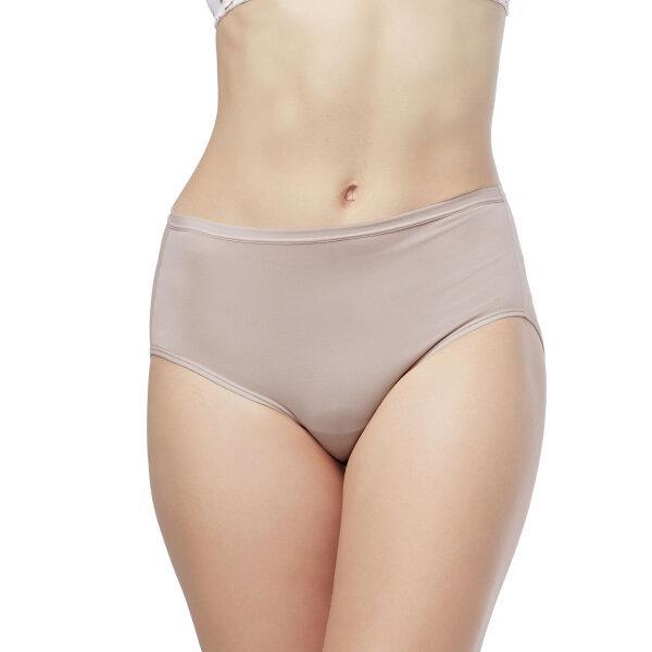 วาโก้ กางเกงใน เต็มตัว (Wacoal Value Pack Bikini Panty) รุ่น WU4M01(WU4C34) set 5 ชิ้น สีงาช้าง (LI)