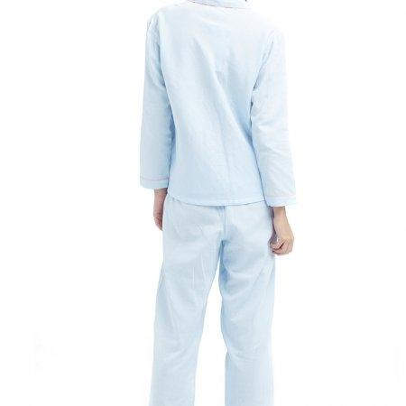 Wacoal Night wear รุ่น WN9M01 สีฟ้า (SX)