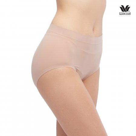 Wacoal Oh my nudes Half Panty Set 2 ชิ้น รุ่น WU3906 สีโอวัลติน (OT),สีเบจ (BE)