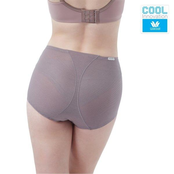 Wacoal Delicate Cool Hips รุ่น WY1170 สีน้ำตาลไหม้ (BT)