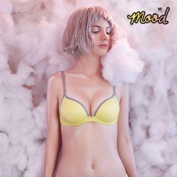 Wacoal Mood Smooth Bra รุ่น MM1586 สีเหลือง (YE)