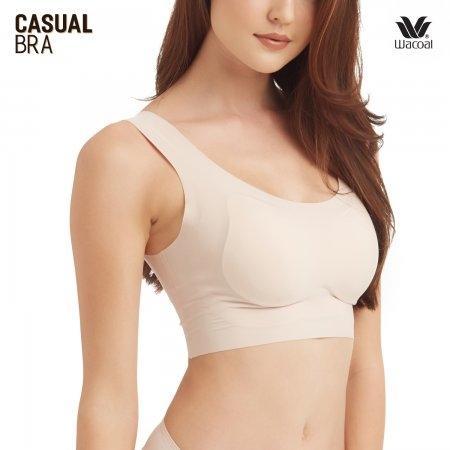 Wacoal Casual Bra Feel Free รุ่น WH9E02