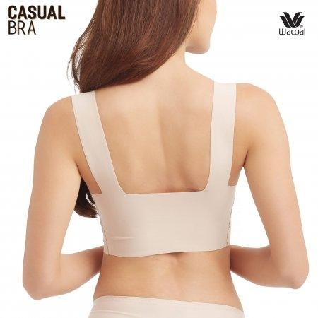 Wacoal Casual Bra Feel Free รุ่น WH9E03 สีเบจ (BE)