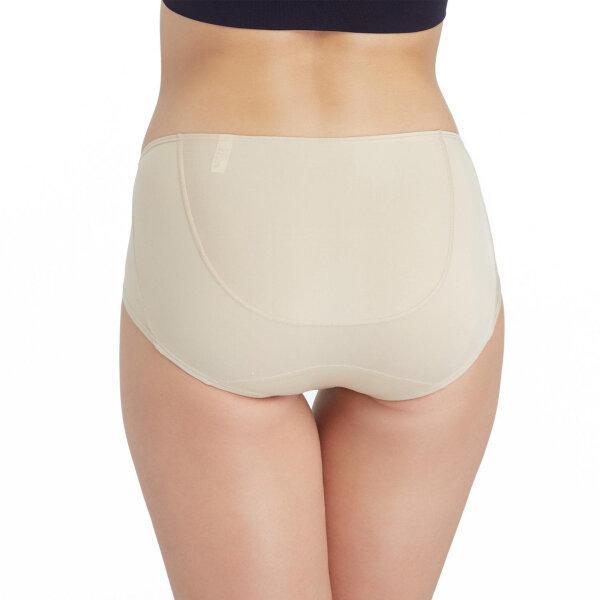 วาโก้ กางเกงในไม่เข้าวิน (Wacoal U-Fit Bikini Panty) Set 2 ชิ้น รุ่น WU2986 สีเนื้อ (NN)