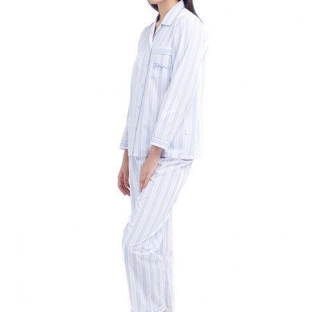 Wacoal Night wear รุ่น WV7M02 สีม่วงออกน้ำเงิน (PU)