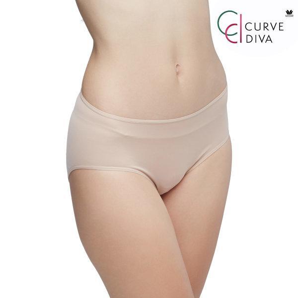 Wacoal Half Panty กางเกงในรูปแบบครึ่งตัว เซ็ต 3 ชิ้น รุ่น WU3459 สีเบจ (BE)