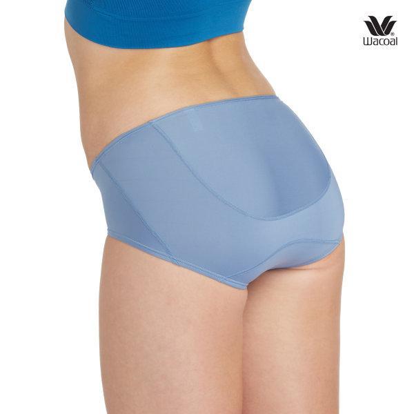 Wacoal U-Fit Bikini Panty Set 2 ชิ้น รุ่น WU2986 สีน้ำเงินเข้ม (NB)