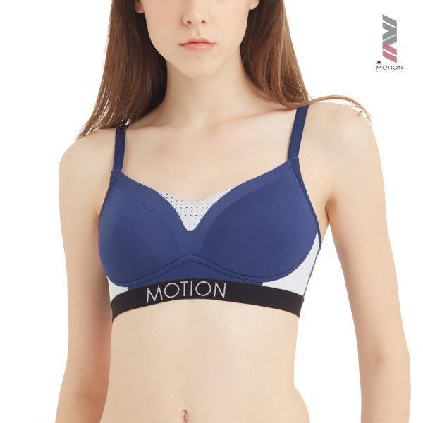 Wacoal Motion Wear รุ่น WR1512 สีน้ำเงินเข้ม (NB)