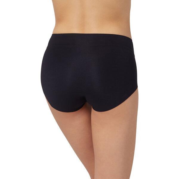 วาโก้ กางเกงในไร้ขอบ เต็มตัว (Wacoal Oh my nude Short Panty) รุ่นWU4199 Set 5 ชิ้น สีดำ (BL)