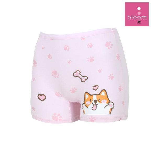 Wacoal Panty Hygieni Hot pants รุ่น WU6690 Set 2 ชิ้น สีดำ (BL),สีชมพู (PI)
