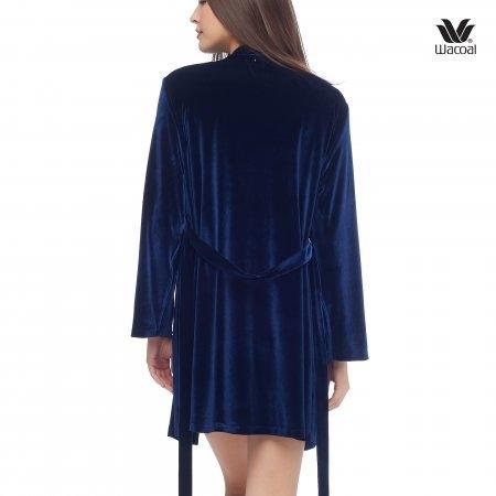 Wacoal Nightwear รุ่น WN6I24 สีน้ำเงิน (BU)