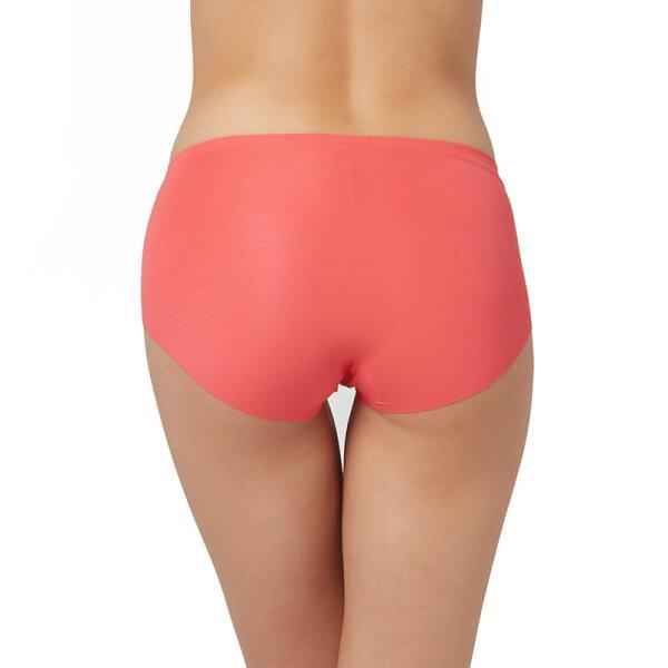 วาโก้ กางเกงในไร้ขอบ ครึ่งตัว (Wacoal Oh my nude Half Panty) รุ่น WU3199 Set 3 ชิ้น สีส้ม (OR)