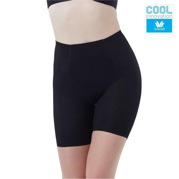 Wacoal Delicate Cool Hips รุ่น WY1171 สีดำ (BL)