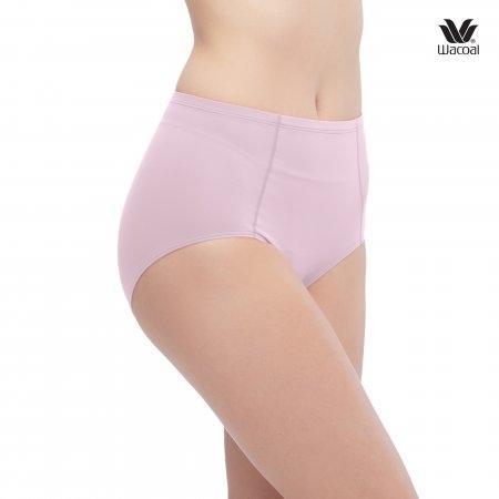 Wacoal  Short Secret Support Panty Set 2 ชิ้น รุ่น WU4836 สีชมพูดอกคาร์เนชั่น (CP)
