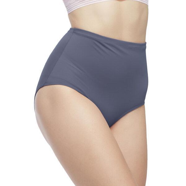 วาโก้ กางเกงในเก็บกระชับหน้าท้อง เอวสูง (Wacoal High Waist Panty) รุ่นWU4888 Set 3 ชิ้น สีเทา (DG)