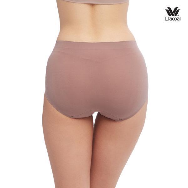 Wacoal Oh My Nudes! Bikini Panty Set 2 ชิ้น รุ่น WU2906 สีน้ำตาลไหม้ (BT)