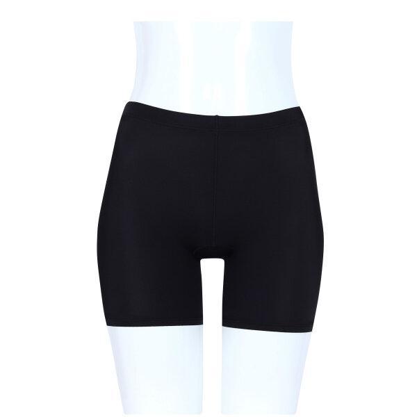 วาโก้ กางเกงซับในขาสั้น (Wacoal Hot Pants Feminine Protection Panty) Set 2 ชิ้น รุ่น WU8828 สีดำ (BL)