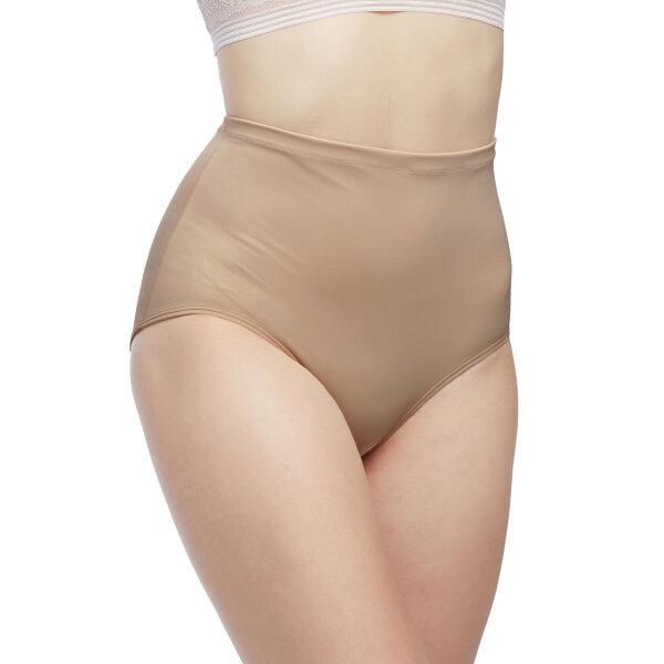 วาโก้ กางเกงในเก็บกระชับหน้าท้อง เอวสูง (Wacoal High Waist Panty) รุ่นWU4888 Set 3 ชิ้น สีโอวัลติน (OT)