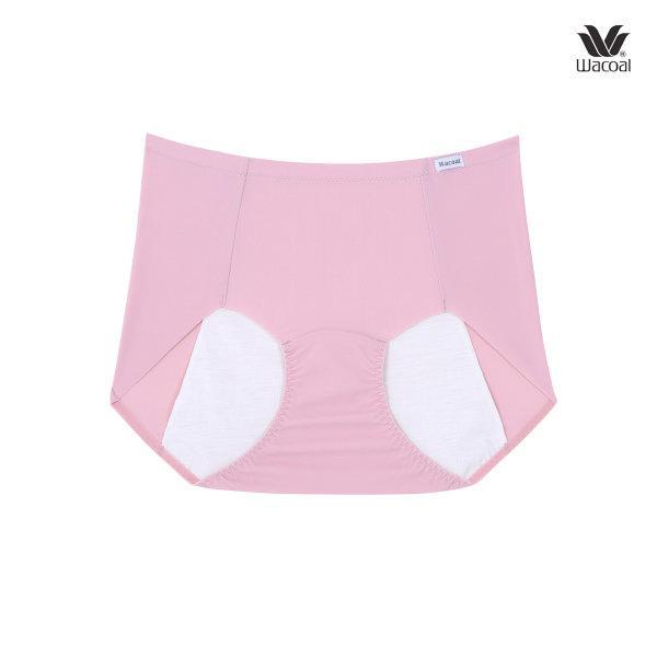Wacoal New Hygieni Night Panty Set 2 ชิ้น รุ่น WU5901 สีชมพูกุหลาบป่า (WR)