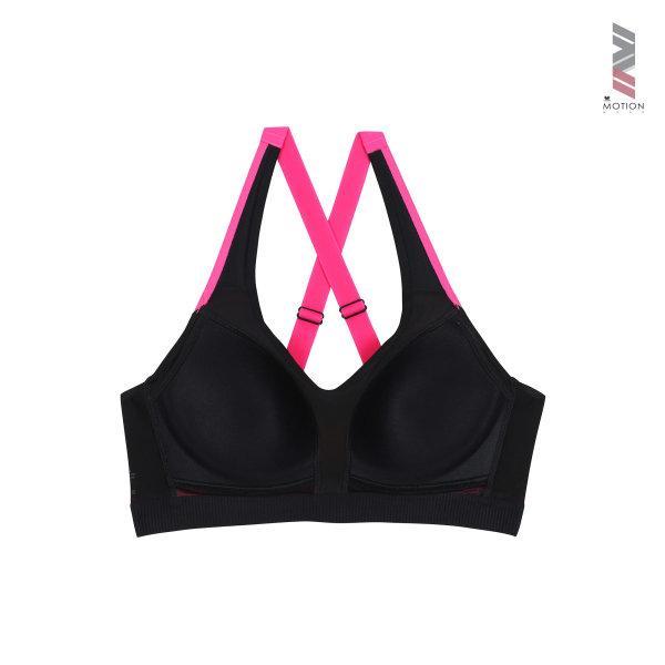 วาโก้ บราสำหรับออกกำลังกาย Wacoal Motion Wear รุ่น WR1505 สีชมพู (PI)