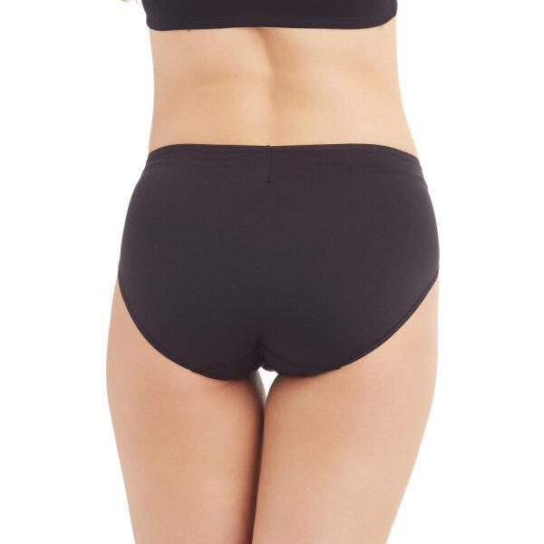 วาโก้ กางเกงในนุ่มสบาย ครึ่งตัว (Wacoal super soft Half Panty) รุ่น WU3811 Set 3 ชิ้น สีดำ (BL)