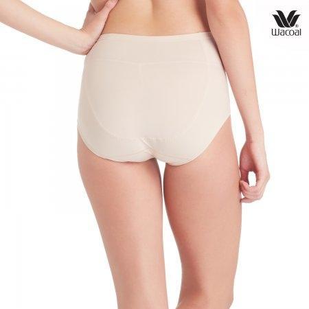 Wacoal U-Fit Extra Short Panty Set 3 ชิ้น รุ่น WU4838 สีเบจ (BE)