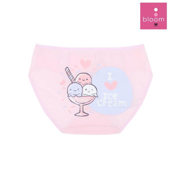 Wacoal Bloom Panty กางเกงในสำหรับเด็ก แพ็ค 3 ชิ้น รุ่น WU6J01 ลาย Sweet Summer