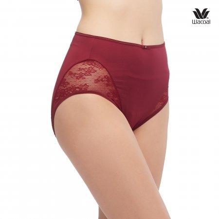 Wacoal Panty: Short Set 2 ชิ้น รุ่น WU4848 สีแดง (RE)