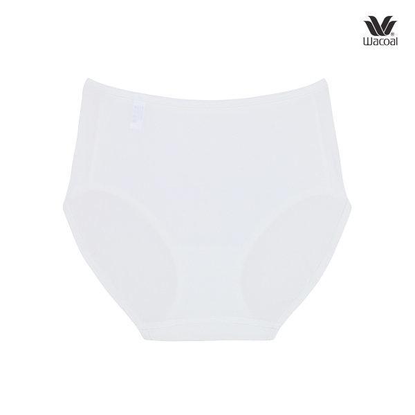 Wacoal Short Panty กางเกงในรูปแบบเต็มตัว เซ็ต 3 ชิ้น รุ่น WU4987 สีครีม (CR)