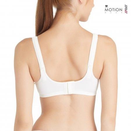 Wacoal Motion Wear Bra รุ่น WR1486 สีครีม (CR)