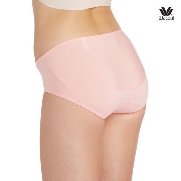 Wacoal U-Fit Bikini Panty Set 2 ชิ้น รุ่น WU2986 สีส้ม (OR)