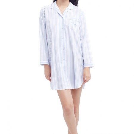 Wacoal Night wear รุ่น WV8M01 สีม่วงออกน้ำเงิน (PU)