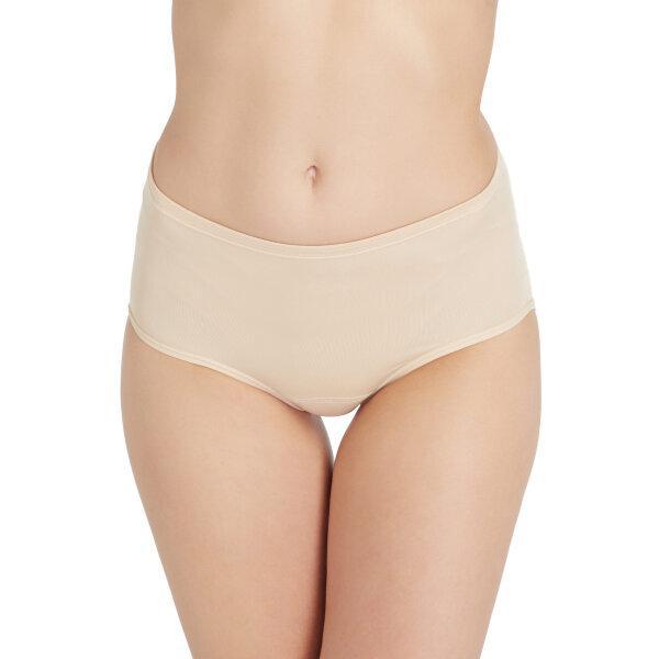 วาโก้ กางเกงในอนามัย ครึ่งตัว (Wacoal Hygieni Night Short Panty) รุ่น WU5041 Set 3 ชิ้น สีเนื้อ (NN)