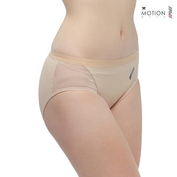 วาโก้ กางเกงในสำหรับออกกำลังกาย Wacoal Motion Wear รุ่น WR6515 สีเบจ (BE)