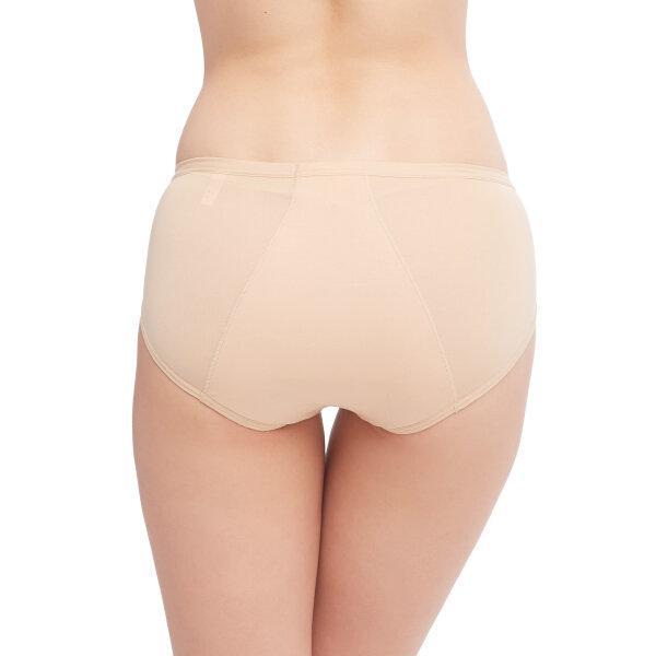 วาโก้ กางเกงในอนามัย ครึ่งตัว (Wacoal Hygieni Night Short Panty) รุ่น WU5202 Set 3 ชิ้น สีเนื้อ (NN)
