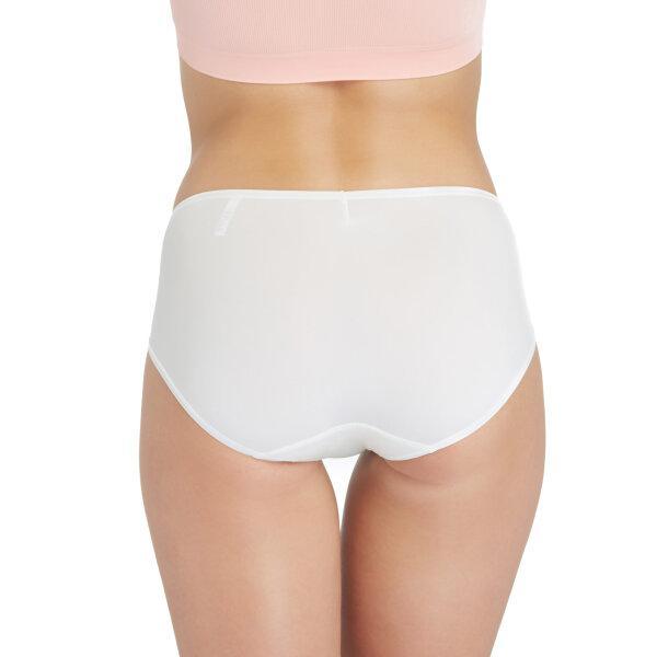 วาโก้ กางเกงในนุ่มสบาย ครึ่งตัว (Wacoal super soft Half Panty) รุ่น WU3811 Set 3 ชิ้น สีครีม (CR)