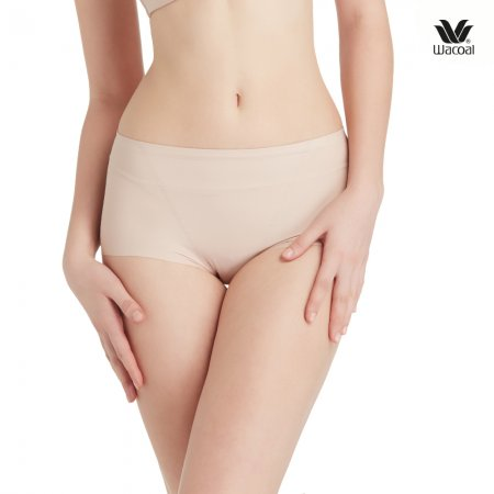 Wacoal V-Support Panty Short Set 3 ชิ้น รุ่น WU4873